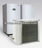 German quality EVI air / water Heat Pump