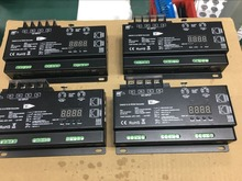 DMX512&RDM decoder12 Channel LED DMX Driver, 12-24VDC 5A/CH