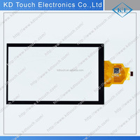 "5"" capacitive touchscreen with controller"