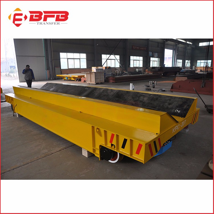 30t box beam type on rail paper coil transfer car factory supplier