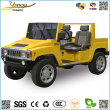 4wd car electric hummer jeep 4 seats golf cart power suv off-road vehicle