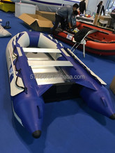 Professional 4 Person Inflatable Rowing Boat