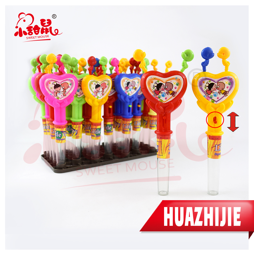724201612Kiss Baby Toy Candy With Pressed Candy For Children