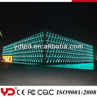 IP68 CE FCC approved outdoor ledfacade led illumination