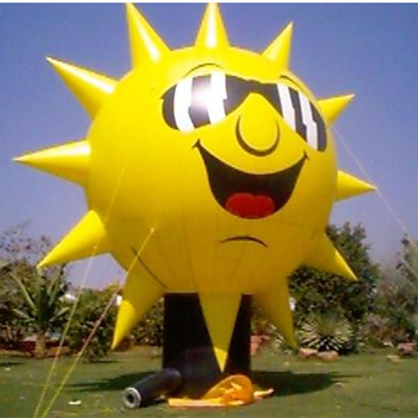 Advertising inflatable sun/inflatable product from China