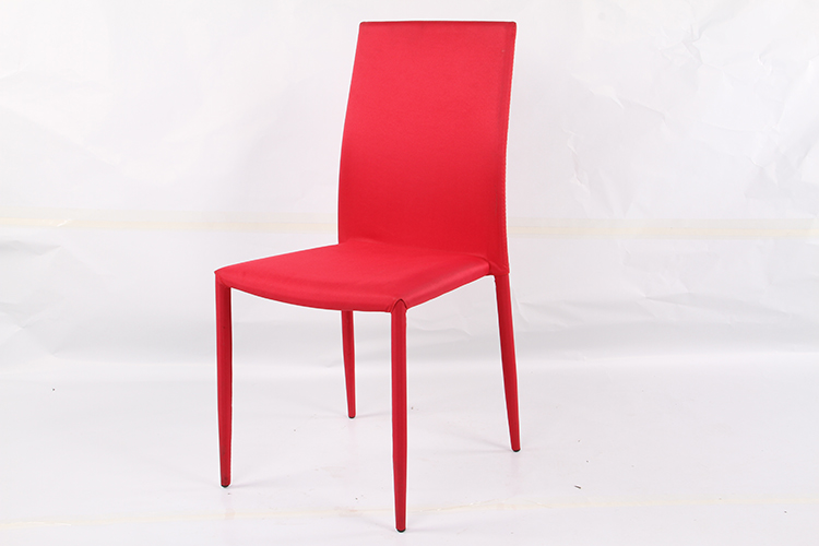 Hot Selling soft cheap upholstered dining chairs