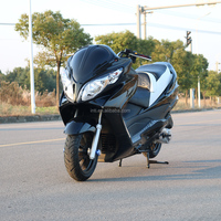 Japan new design cruiser 150cc automatic mobility scooter motorcycle