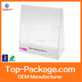 OEM high quality custom made clear plastic cosmetic box