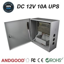 Highly Active Uninterruptable Power Supply 12V 10A DC With Battery