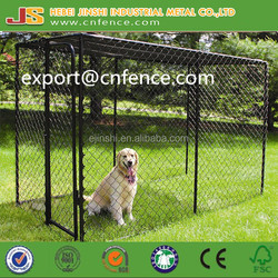 3x1.5x1.83m Large outdoor chain link pet enclosure professional manufacture