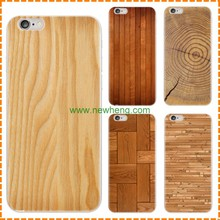 Luxury Wooden Pattern TPU Cover For iPhone 7 Case Wood Grain Shell Phone Cases For iphone 7