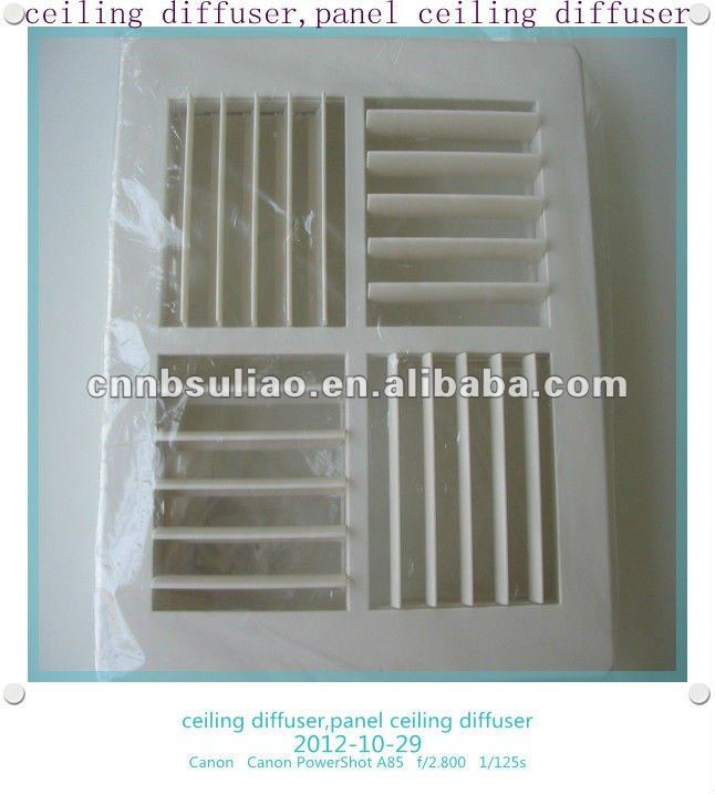 ceiling diffuser,panel ceiling diffuser,all kinds of ceiling diffuser