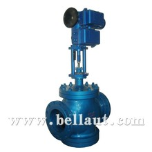 Digital electric water diverter valve control EQ