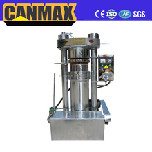 2017 TOP BRAND CANMAX 20-500kg/H Professional Sesame Oil Press Machine Sesame Oil Extracting Machine In India