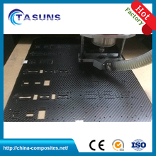 Custom CNC cutting carbon fiber parts, carbon fiber cnc service, carbon fiber cnc cutting