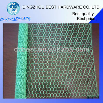 Good woven pvc coated hexagonal chicken wire mesh sizes