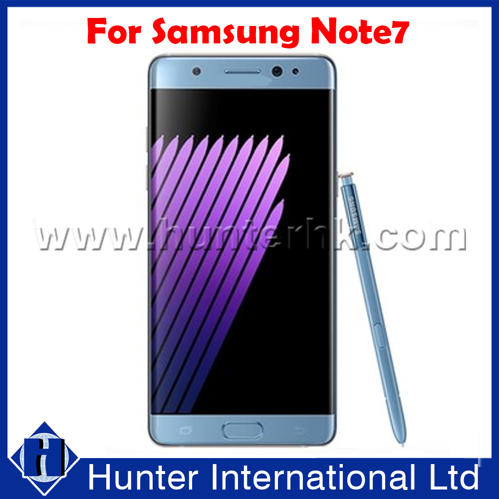 New Model Clear Protector For Note 7 Explosion Screen Guard