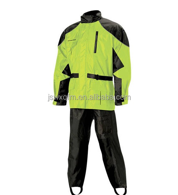 Motorcycle rain gear ,adult raincoat