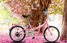 cheap folding bike \ women's bicycle to be hot saled in china