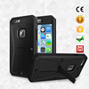 tpu+pc kickstand hybrid Water resist mobile phone accessories cover case for iphone 6s plus case