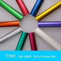 vinyl chrome, chrome vinyl car wrap, auto wrap vinyl film with air bubble