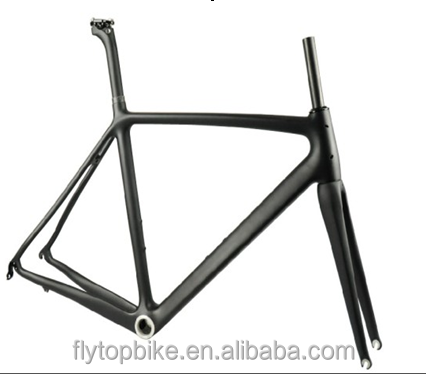 Best selling 700C cyclo cross any color all full carbon road bike frame for cyclist