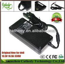 Genuine original laptop adapter for Dell DA330PM111 - 330W 19.5V 16.9A AC Power Adapter Charger