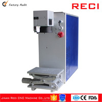 Smart and strong enough RC-B-FP 20w/30w mini fiber laser marking machine for birds rings