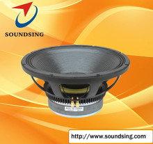 "18 inch dual 253mm magnets 5"" voice coil subwoofer SD-180060A"