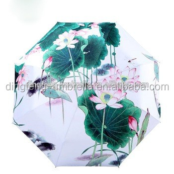 "23"" 8rib gift craft umbrella gift folded umbrella shenzhen"