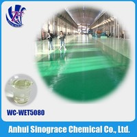 Organic silicon surfactant wetting agent for Water-based industrial coatings WC-WET5080