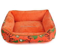 Hot Sale Orange Pet Sleep Nest