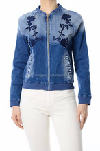 2016 wholesale in guangzhou life bomber smart ladies jacket for Australian