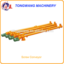 30t/h capacity rotary screw conveyor of ISO9001 Standard