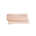 Natural wooden eco-friendly disposable jumbo craft wooden pop sticks for ice cream