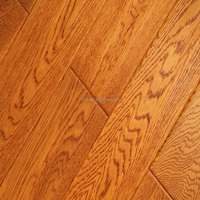 Oak Antique Engineered Solid Wood Flooring CARB FSC