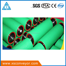 corrosion resistance conveyor roller for chemical fertilzers plant