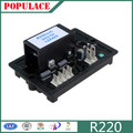 brushless generator automatic voltage regulator avr R220