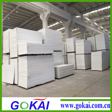 PVC foam board /pvc foam panel /bathroom wall panels