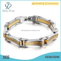 Cool mens biker bracelets,hand make bracelet jewelry wholesale