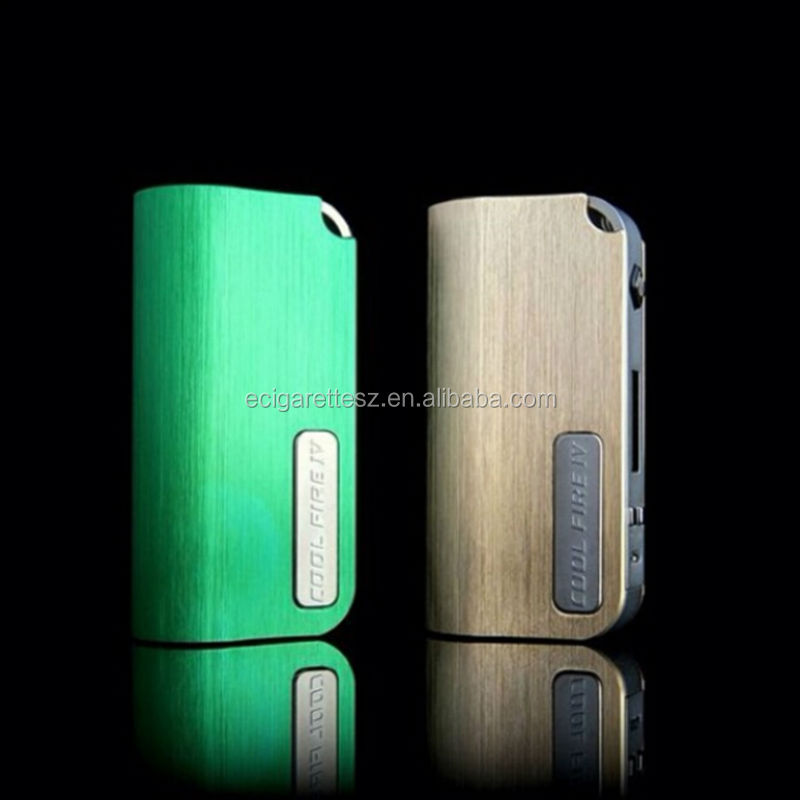 Safer and smart Cool Fire 4 vaporizer, Innokin 40w hot selling vapor box mod