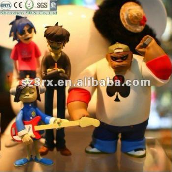 custom Vinyl kids toys with factory price