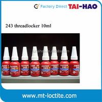 LOCTIT- loctit threadlocker 243 10ml adhesive - 243 blue anaerobic adhesive sealant - loctit 243 anaerobic sealant thread 10ml