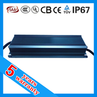 5 years warranty high PFC Constant Voltage Waterproof IP67 100W 12V LED driver