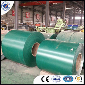pe,pvdf coated colour coat aluminium coil products from factory