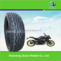 High quality motorcycle tyre 2.25-17 with high natural rubber rate