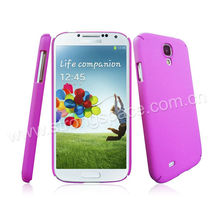 Super slim purple samsung galaxy s4 mobile phone case