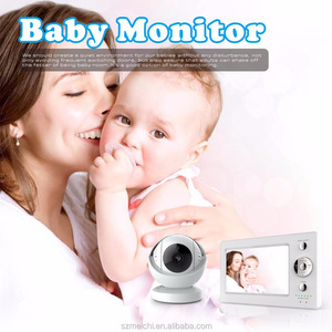 HOMSCAM Baby Monitor wire less HD Camera Baby Camera