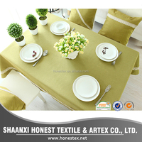 Best selling hot chinese products triangle table cloth