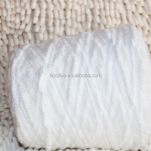 Customized Sizes Cheap Wholesale Fancy Surplus Yarn Polyester Chenille Yarn for Hand Knitting